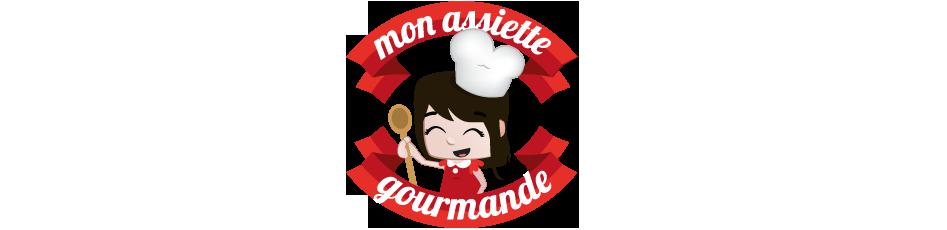 Mon assiette gourmande Logo