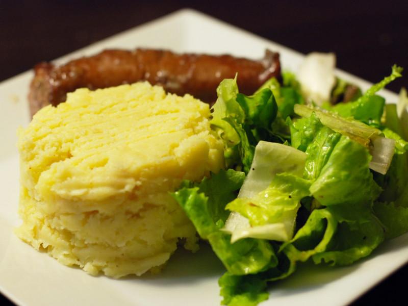 Mon assiette gourmande archive journali re 26 d cembre - Puree de pomme de terre maison ...